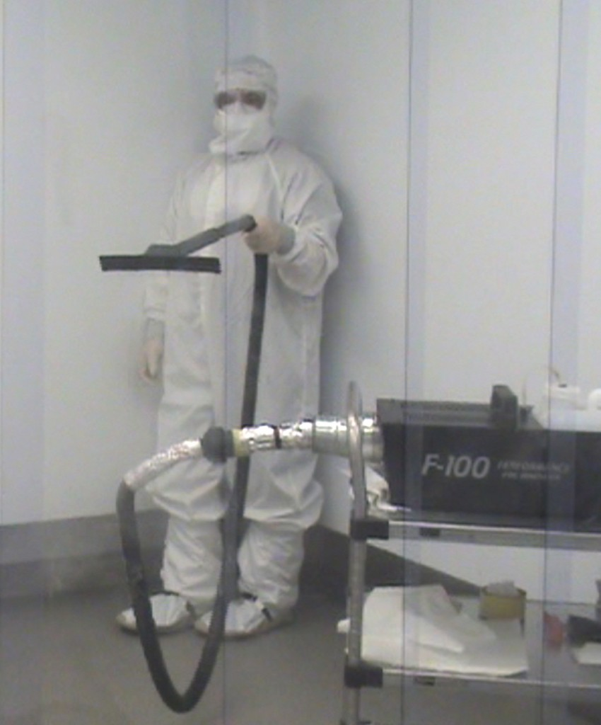 Cleanroom Certification