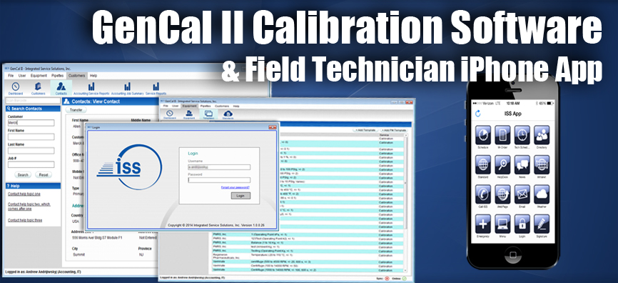 GenCal II Calibration Software