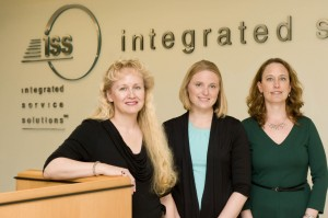 Business Development Team at Integrated Service Solutions with Catherine Peetros