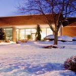 Integrated Service Solutions Corporate Building Winter