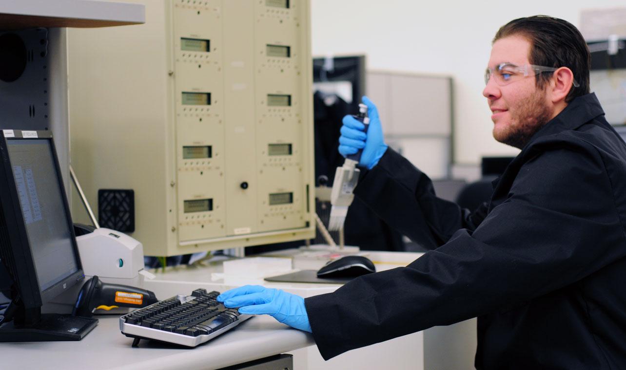 Multi Channel Pipette Calibration Services