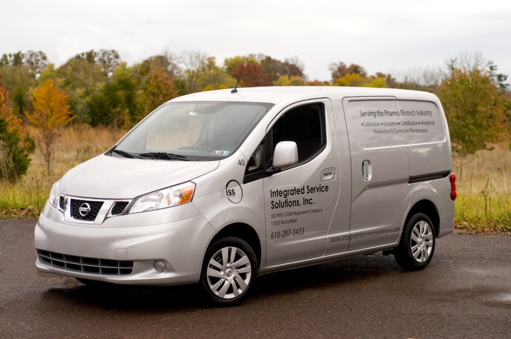 Expanded Fleet Of Service Vehicles Integrated Service