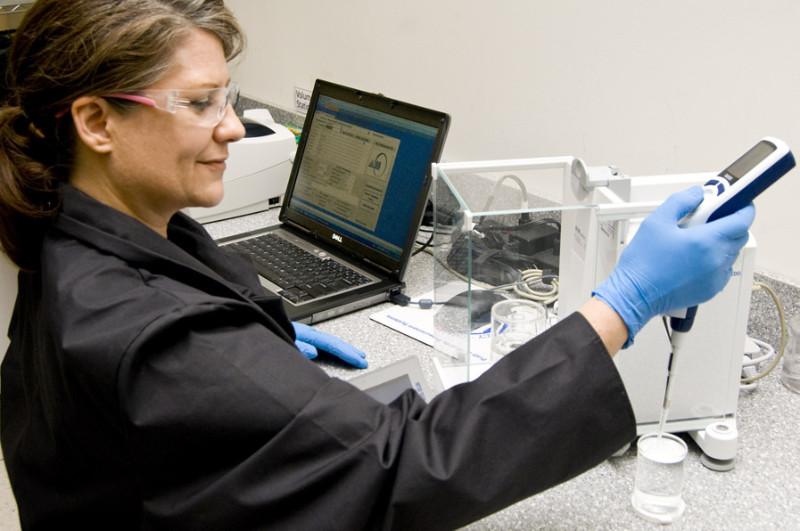 Onsite Pipette Calibration Services