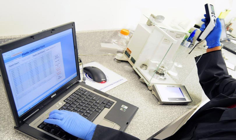 Pipette Calibration Services
