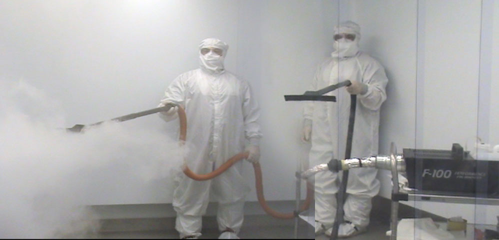 Certification Services: Cleanrooms, cabinets, hoods[